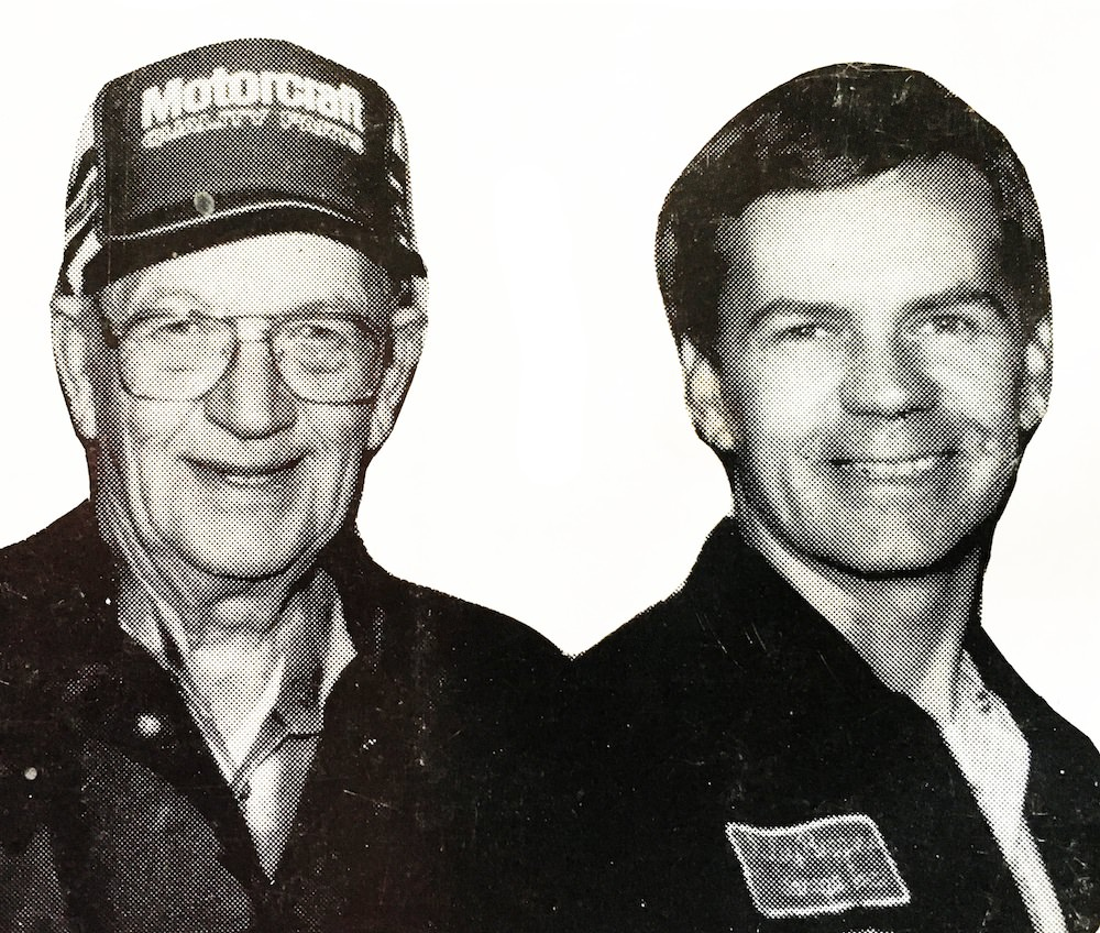 Wiley H. Biggers retired and Wiley W. Biggers took over as manager.